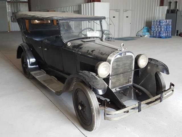 1926 Dodge Brothers Convertible.