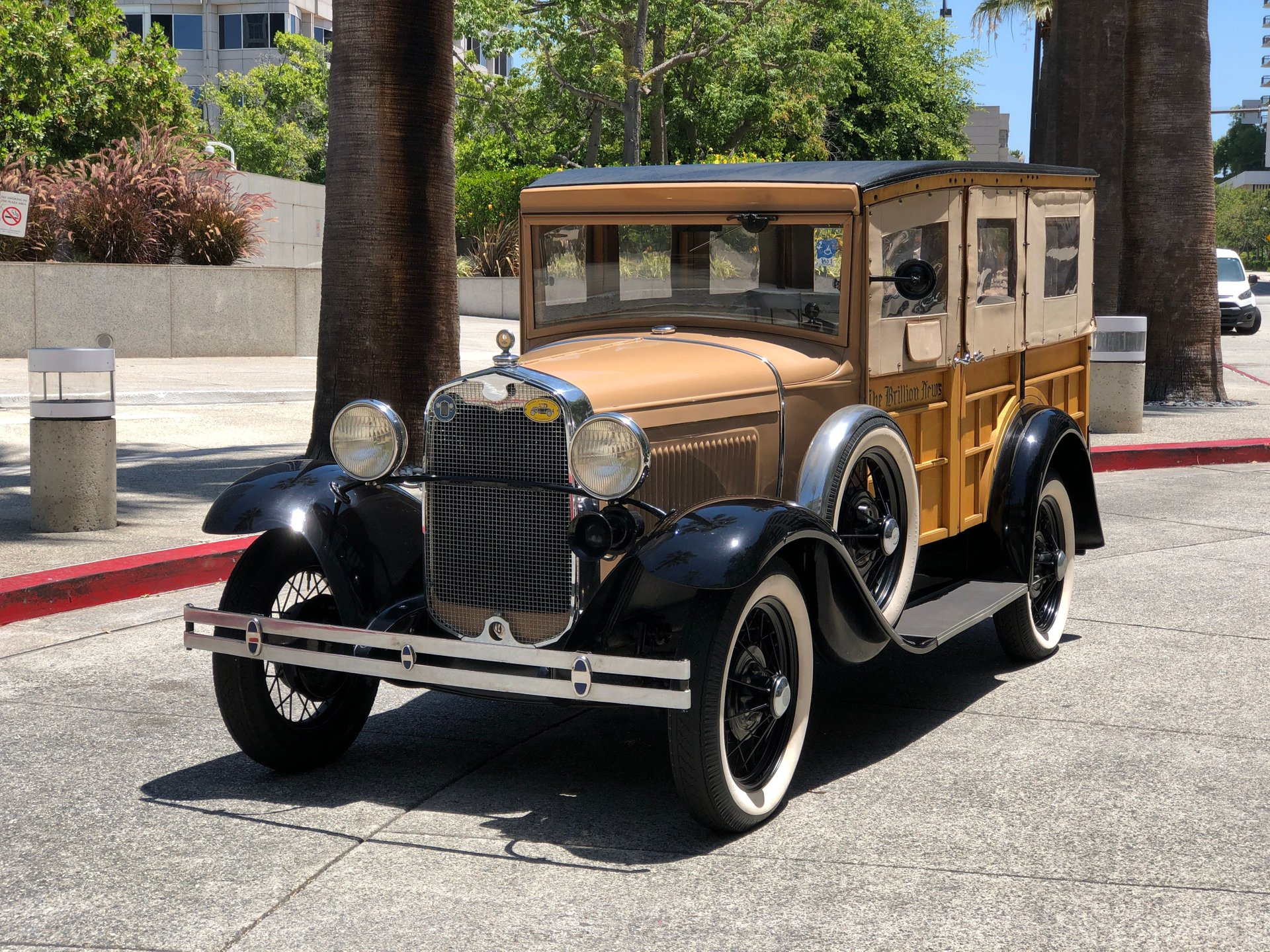 1930 Ford Station Wagon