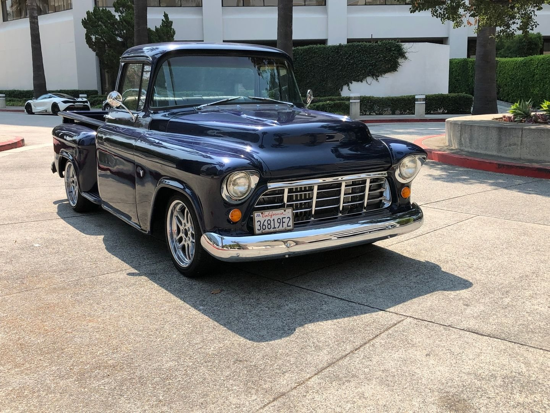 1955 Chevrolet 3100 BIG BACK WINDOW  PICKUP