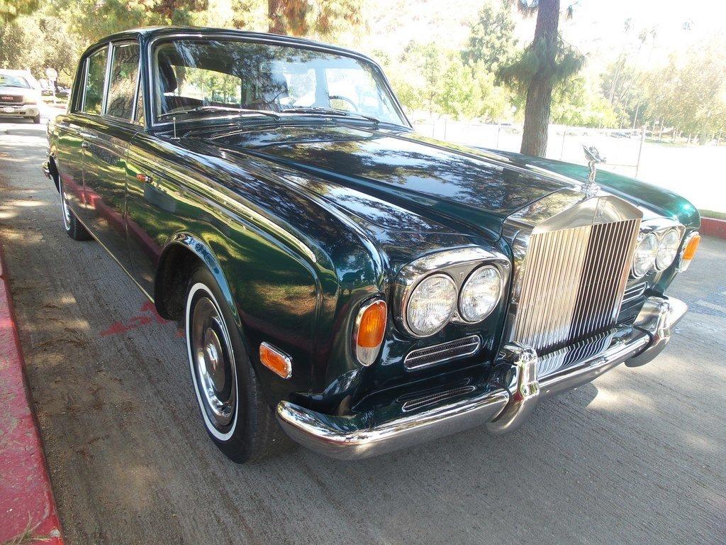 1971 Rols-Royce Silver Shadow