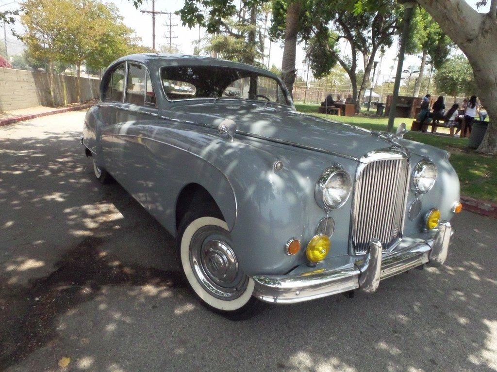 1959 Jaguar MK1X