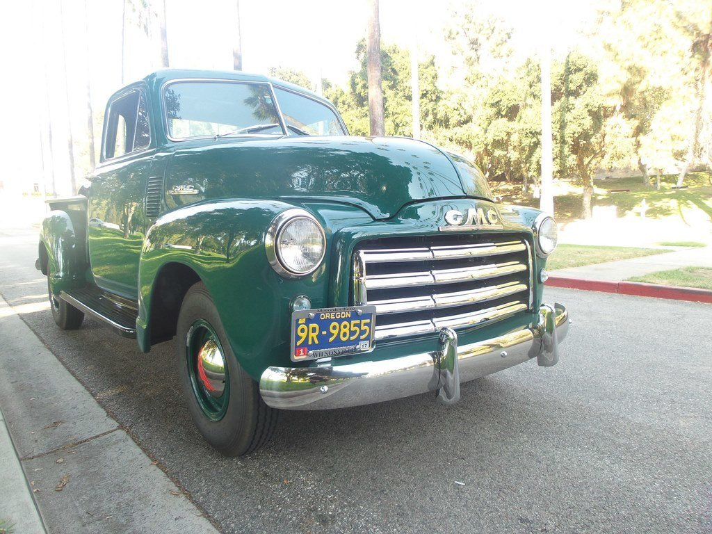 1953 GMC PICK UP TRUCK