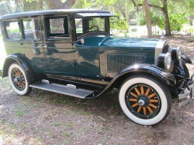 1927 Buick Sedan