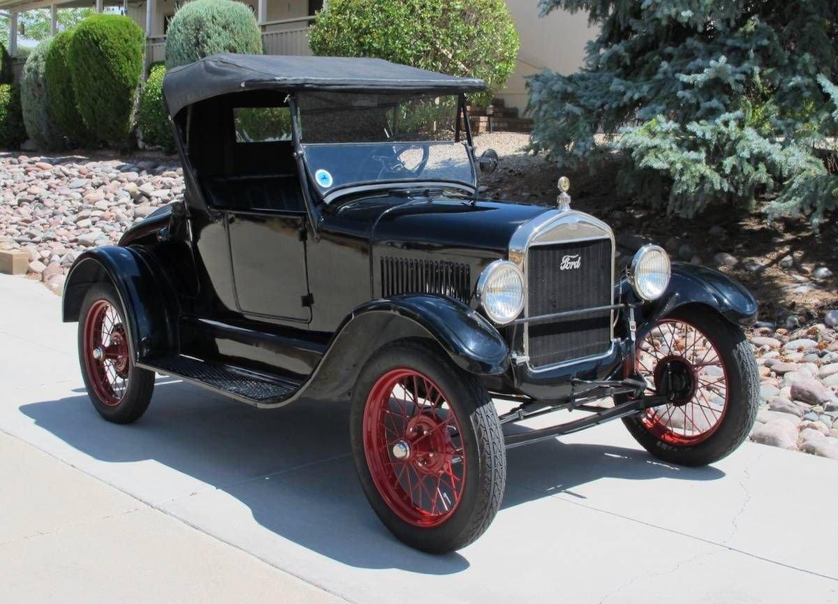 1926 Ford Model T Roadster
