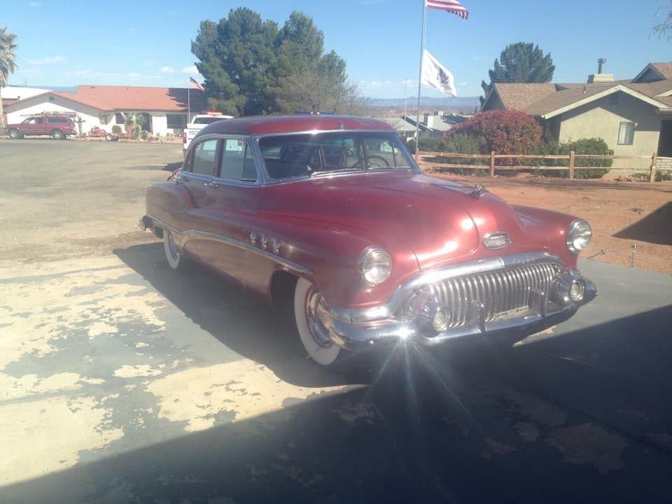 1951 Buick SUPER RIVIERA