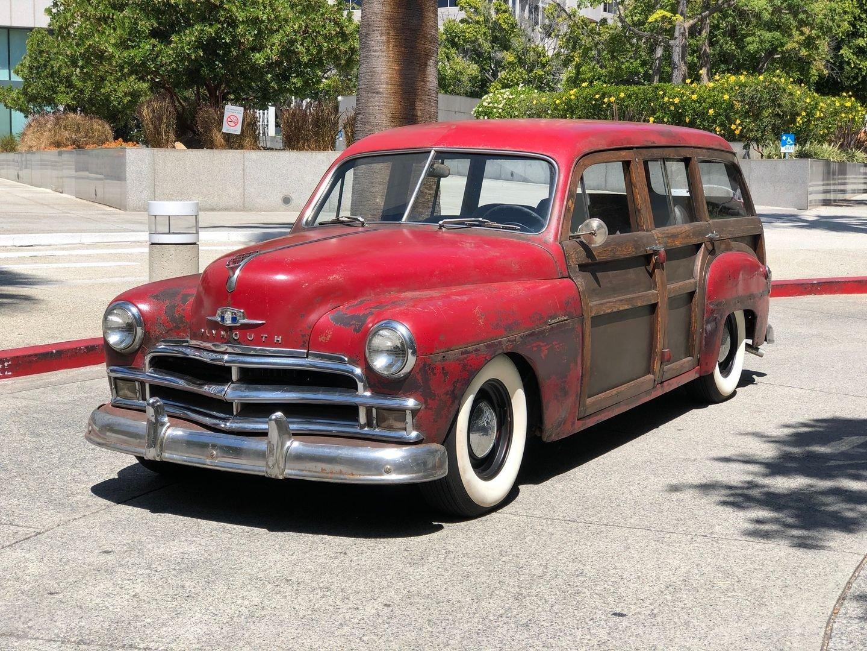 1950 Plymouth Special De Luxe