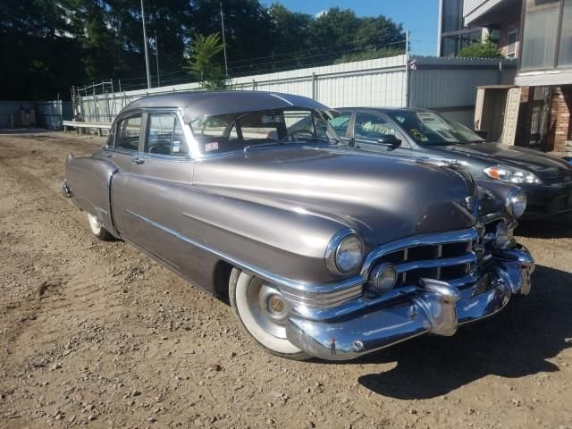 1950 Cadillac Fleetwood Sixty Special