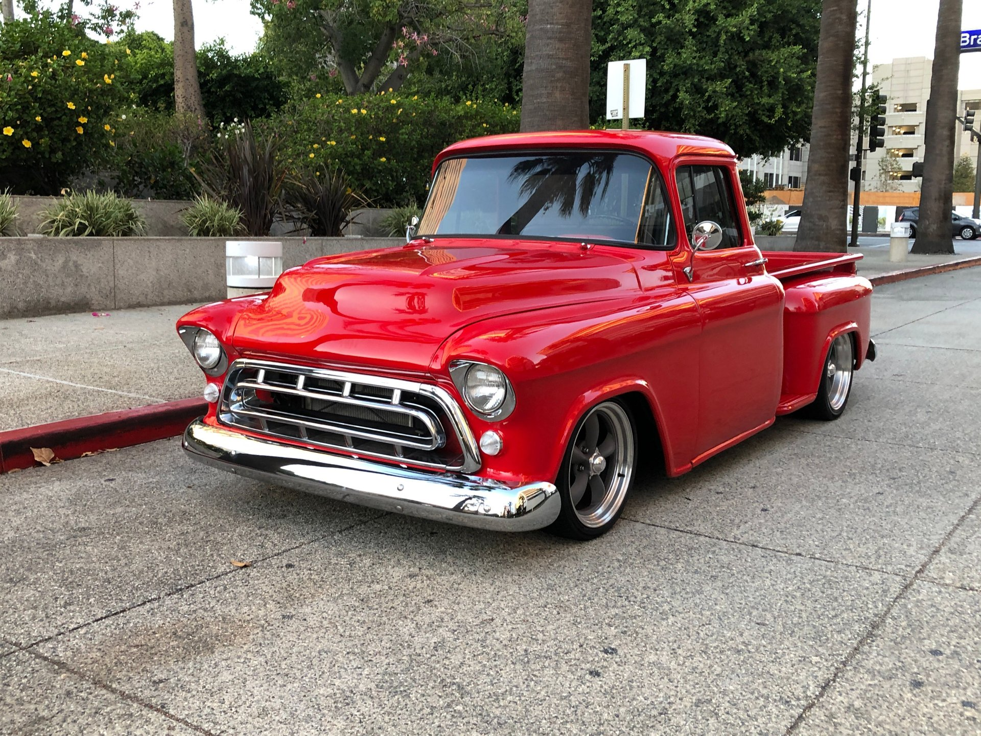 1957 Chevrolet 3100 BIG BACK WINDOW  PICKUP