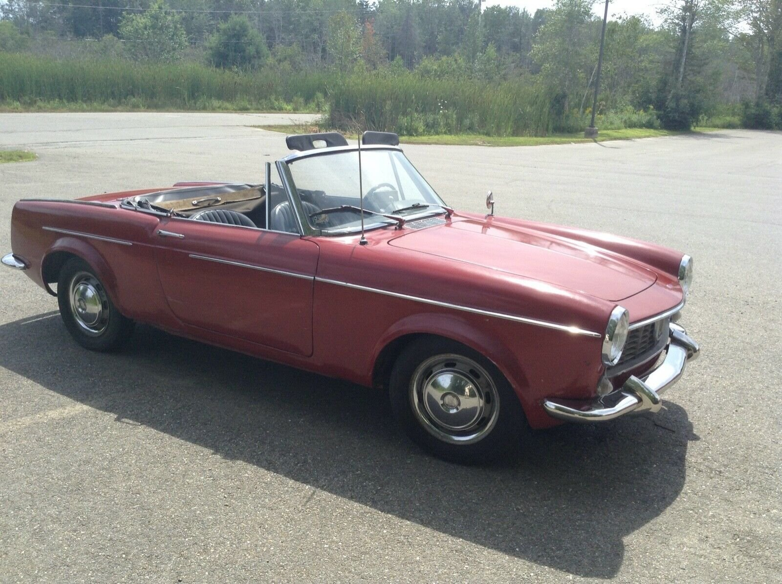 1965 Fiat 1500 SPIDER