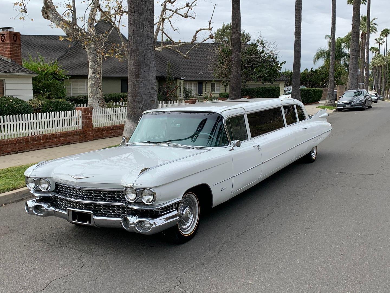 1959 Cadillac Fleetwood 75