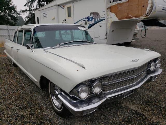 1962 Cadillac Fleetwood 75