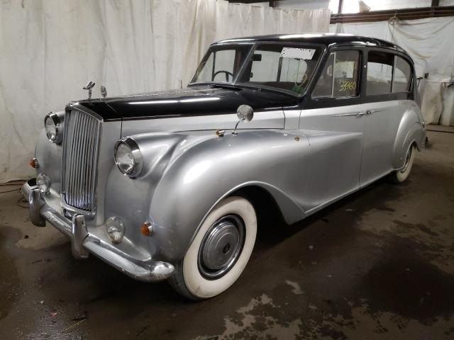 1960 Austin Vanden Plas