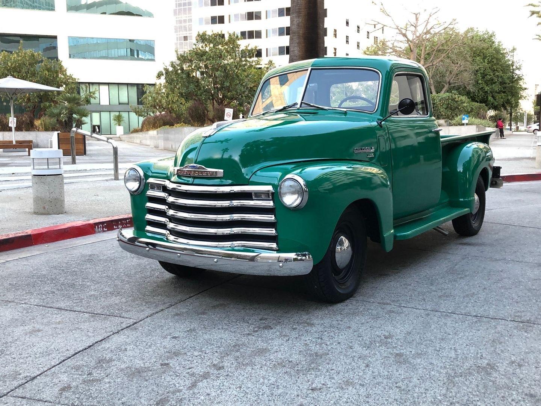 1950 Chevrolet Half Ton