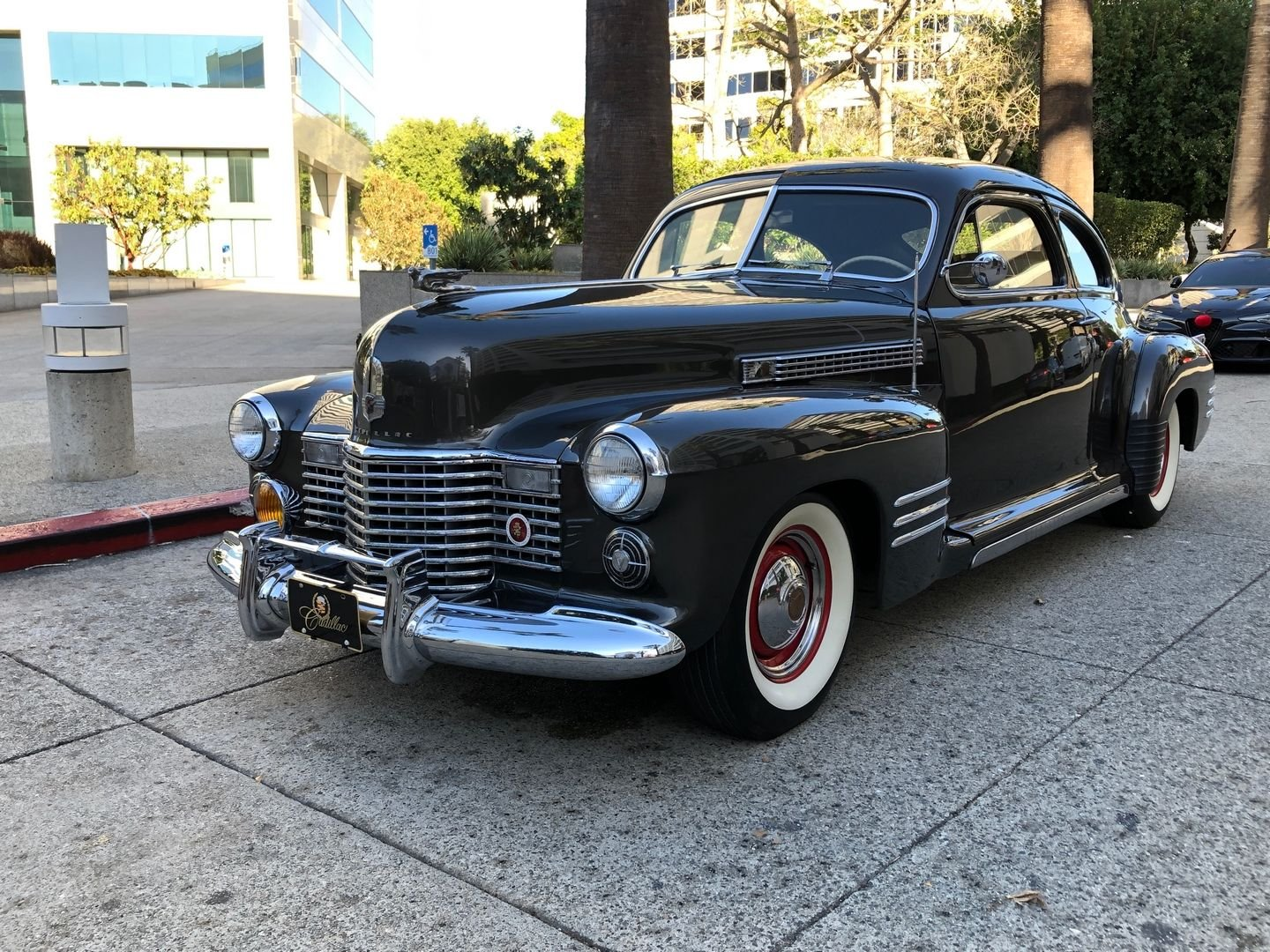 1941 Cadillac Series 61 Fastback Coupe