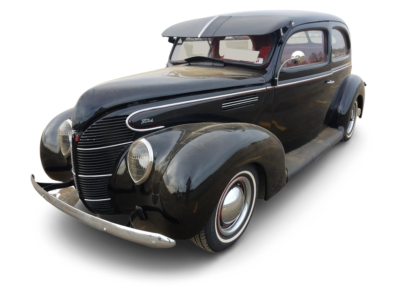 1939 Ford 2 DOOR SEDAN