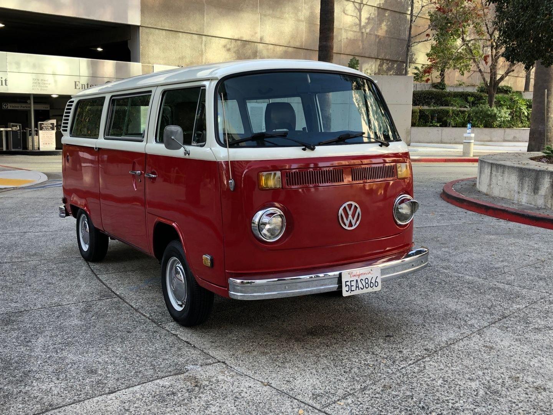 1979 Volkswagen Type 2