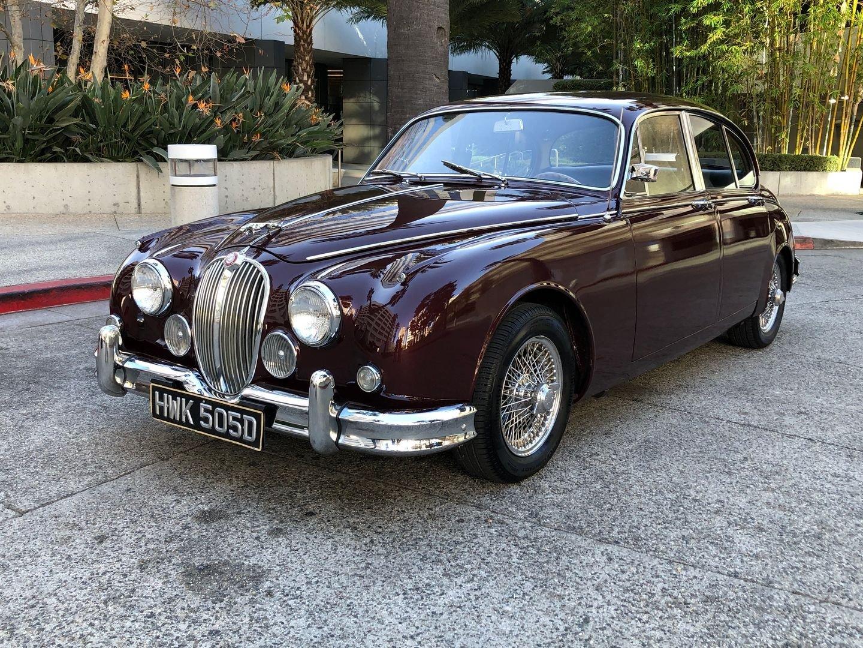 1966 Jaguar MKII SALOON