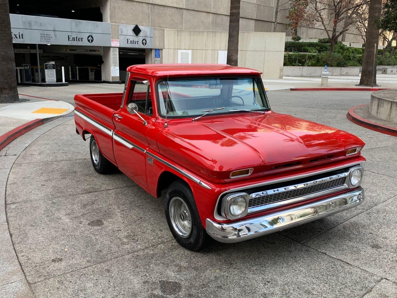 1966 Chevrolet C10 1/2 Ton