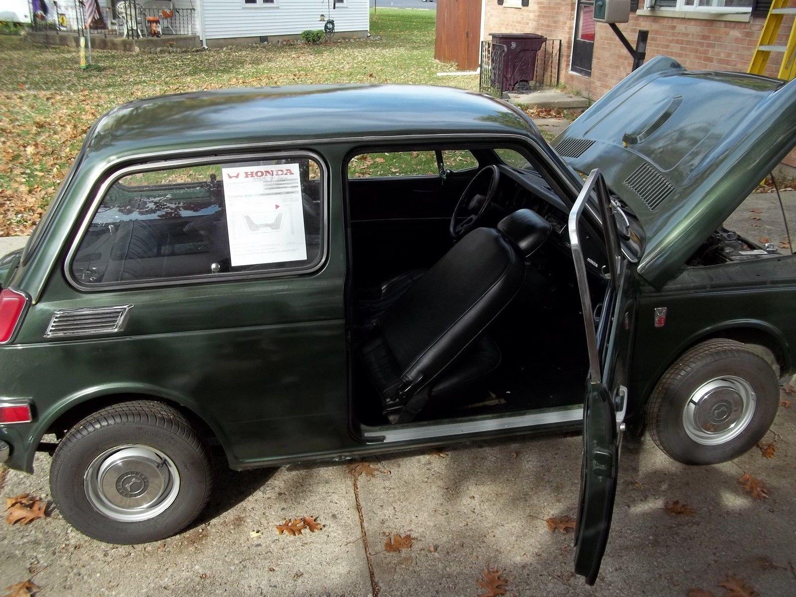 1971 Honda AN600