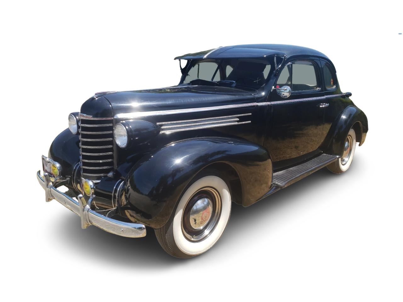 1937 Oldsmobile F Series