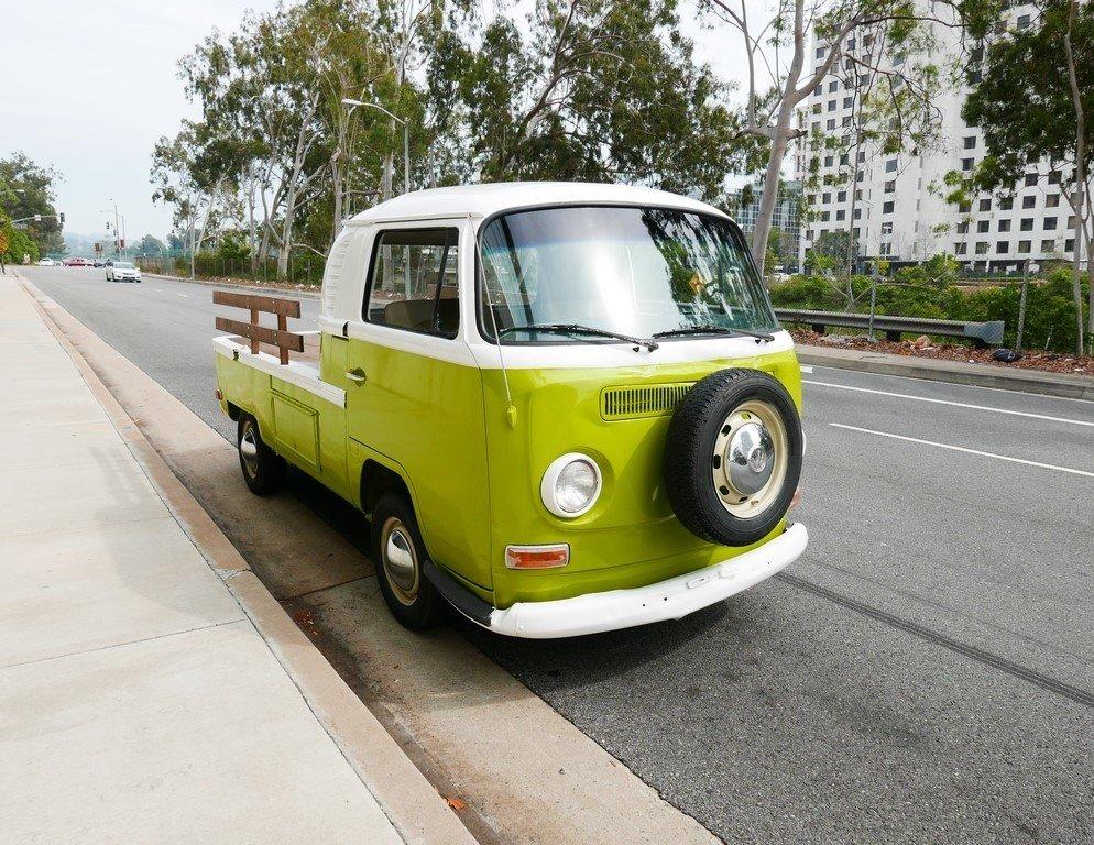 1970 Volkswagen Vanagon