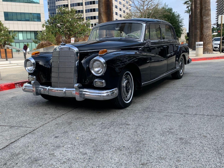 1960 Mercedes-Benz 300D Adenauer