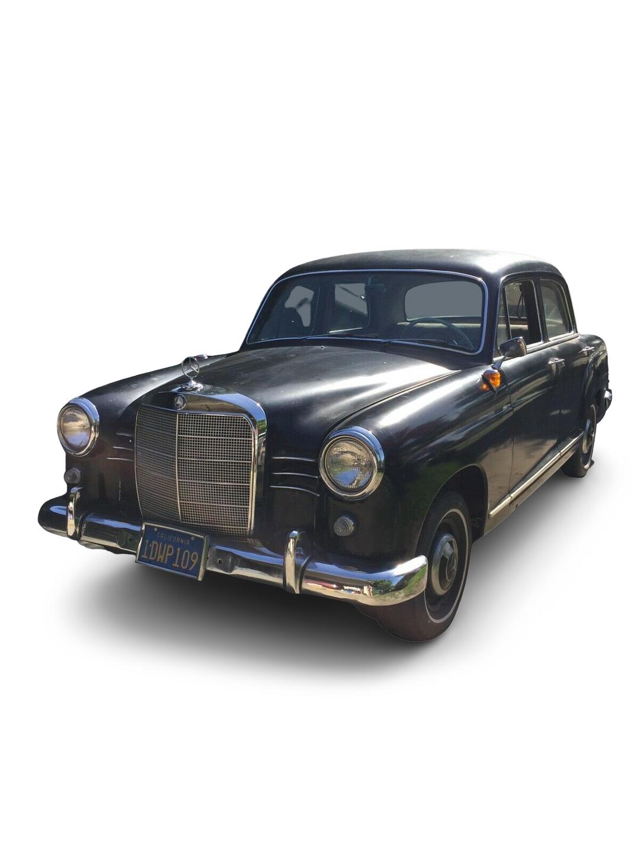 1961 Mercedes-Benz 190 D