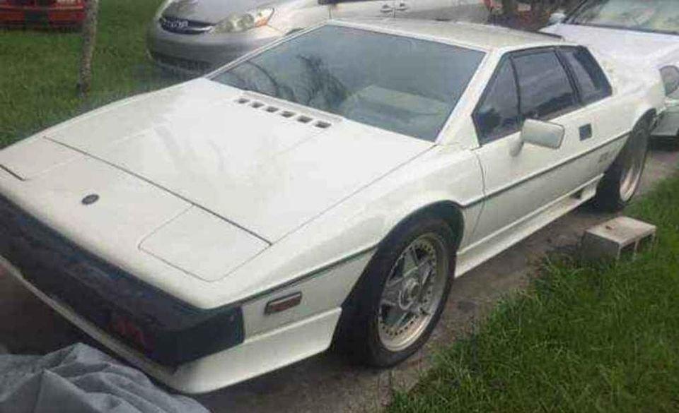 1986 Lotus Esprit S3 Turbo