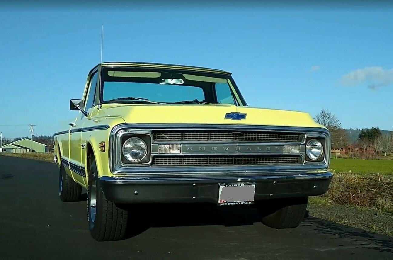 1970 Chevrolet C10 1/2 Ton