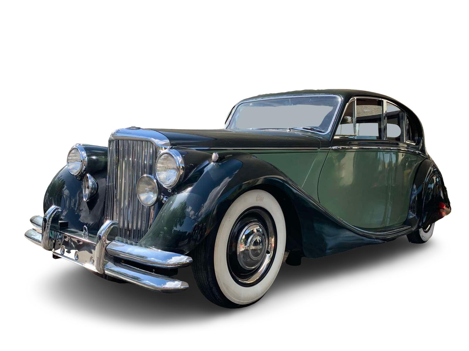 1949 Jaguar Mark V Saloon