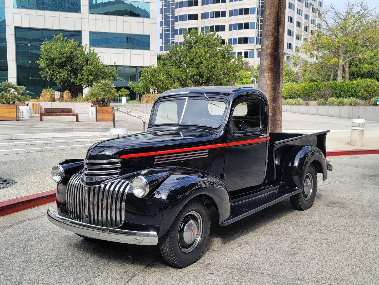 1946 Chevrolet AK Series