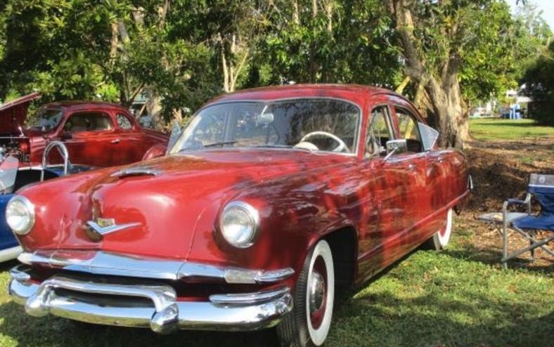 1953 Kaiser 4DR CAROLINA