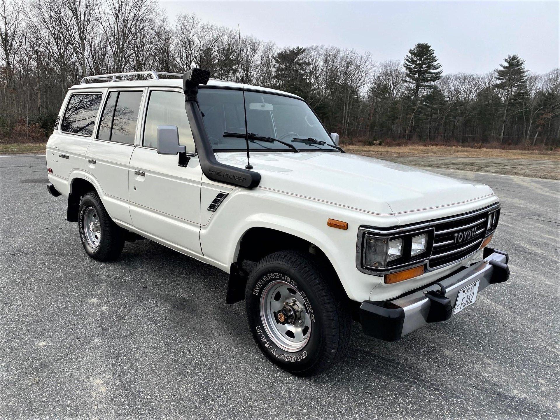 1988 Toyota Land Cruiser FJ 62