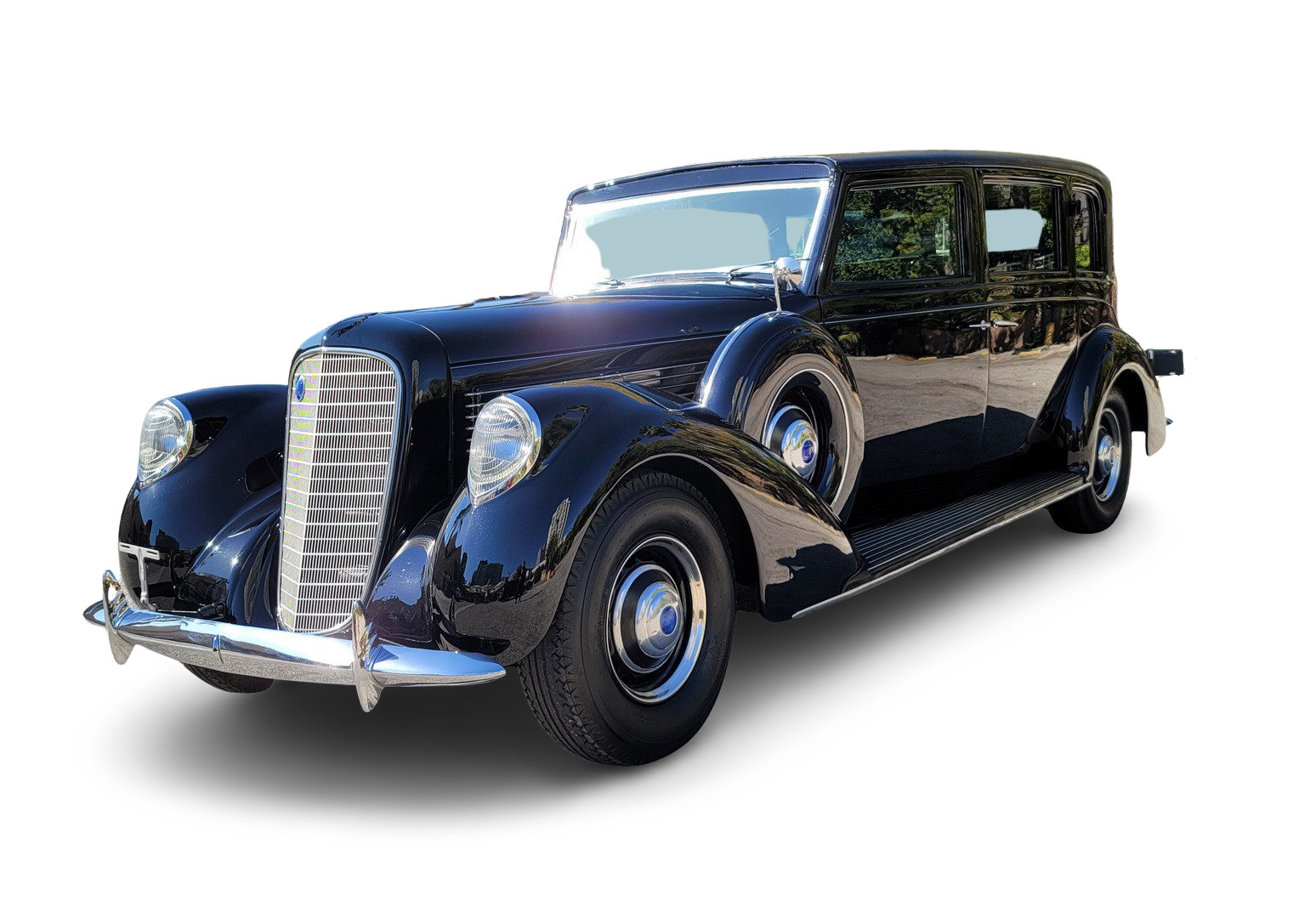 1939 Lincoln Model K limousine