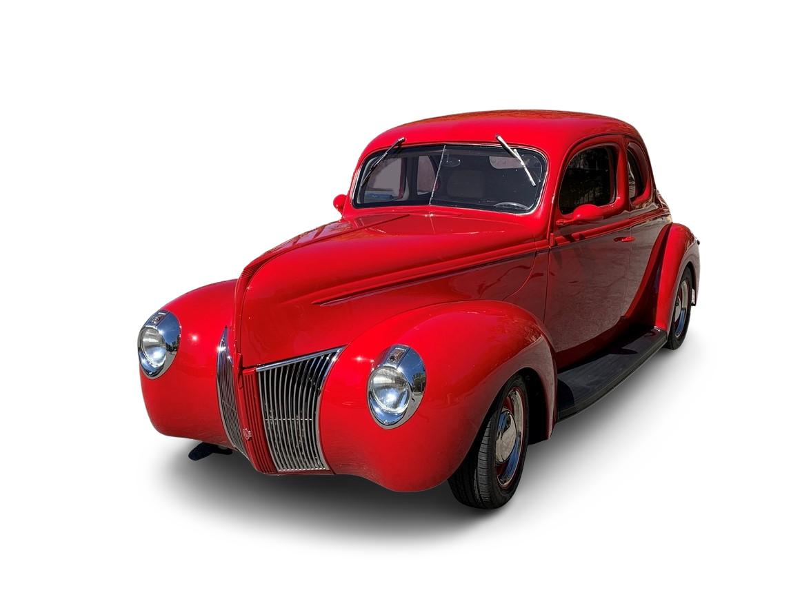 1939 Ford Deluxe 2 Door