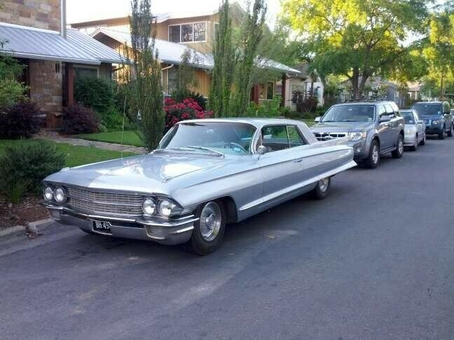 1962 Cadillac Series 62 Coupe