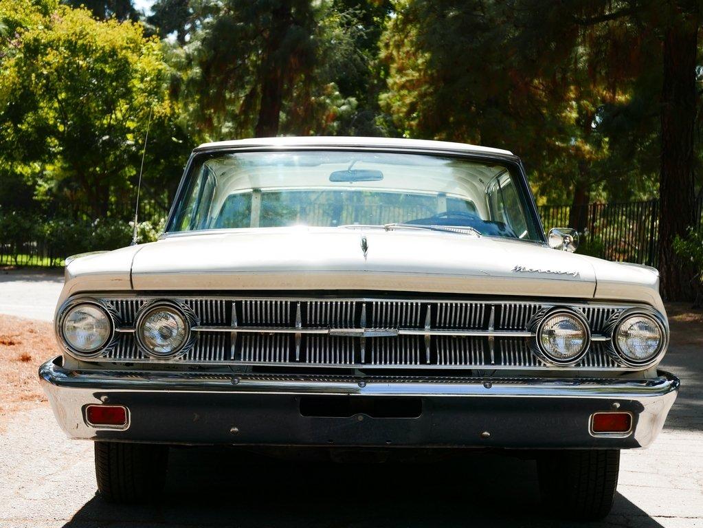 1963 Mercury Monterey   Vintage Car Collector