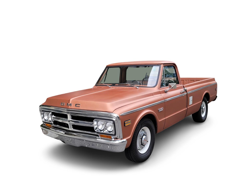 1969 GMC C20