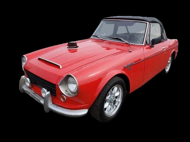 1969 Datsun SPL 311