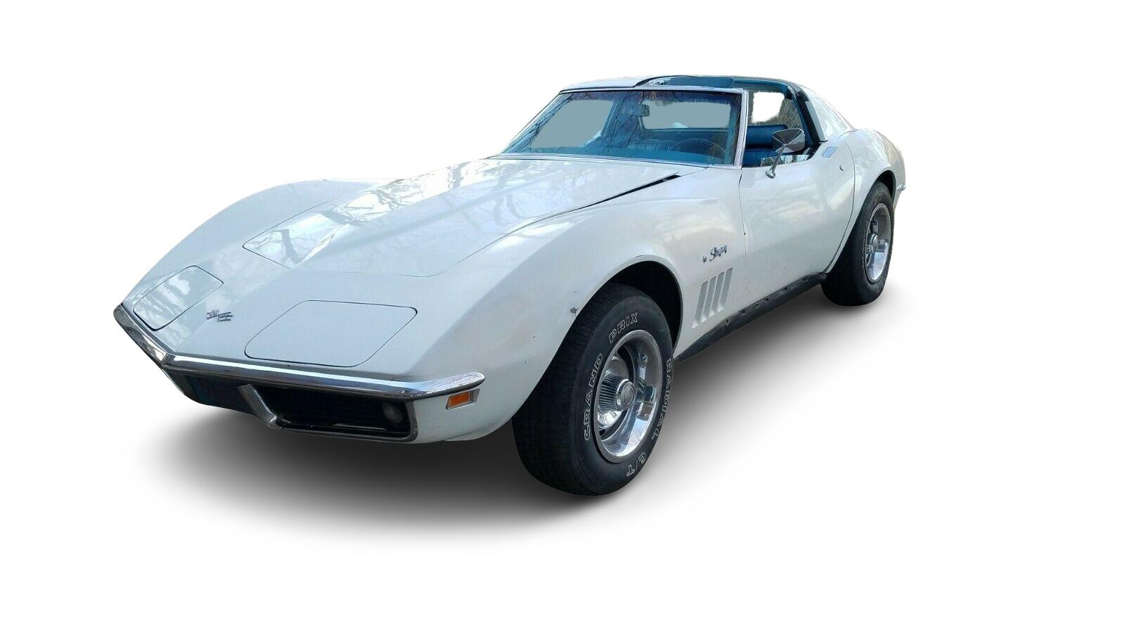 1969 Chevrolet Corvette C3 Coupe