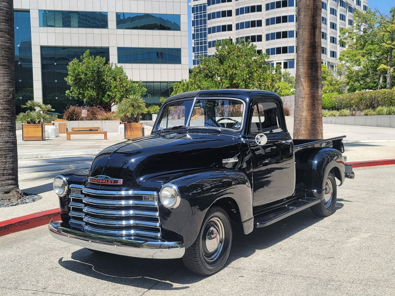 1952 Chevrolet 3100 5 WINDOW PICKUP