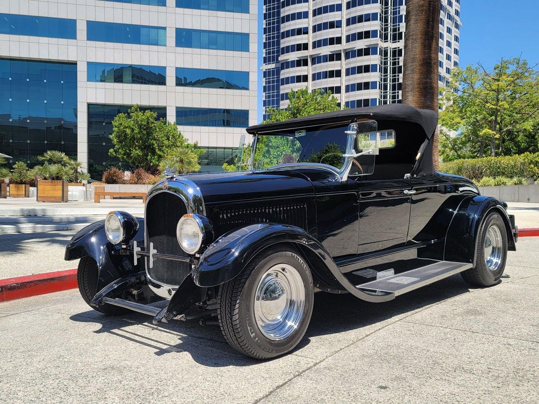 1926 Chrysler G SERIES