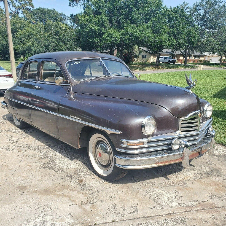 1949 Packard Super Eight Deluxe