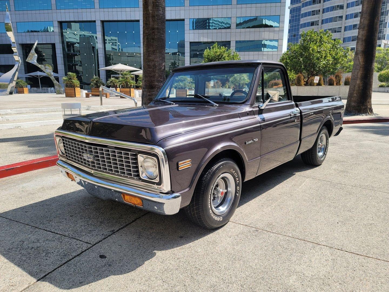 1972 Chevrolet C10 1/2 Ton