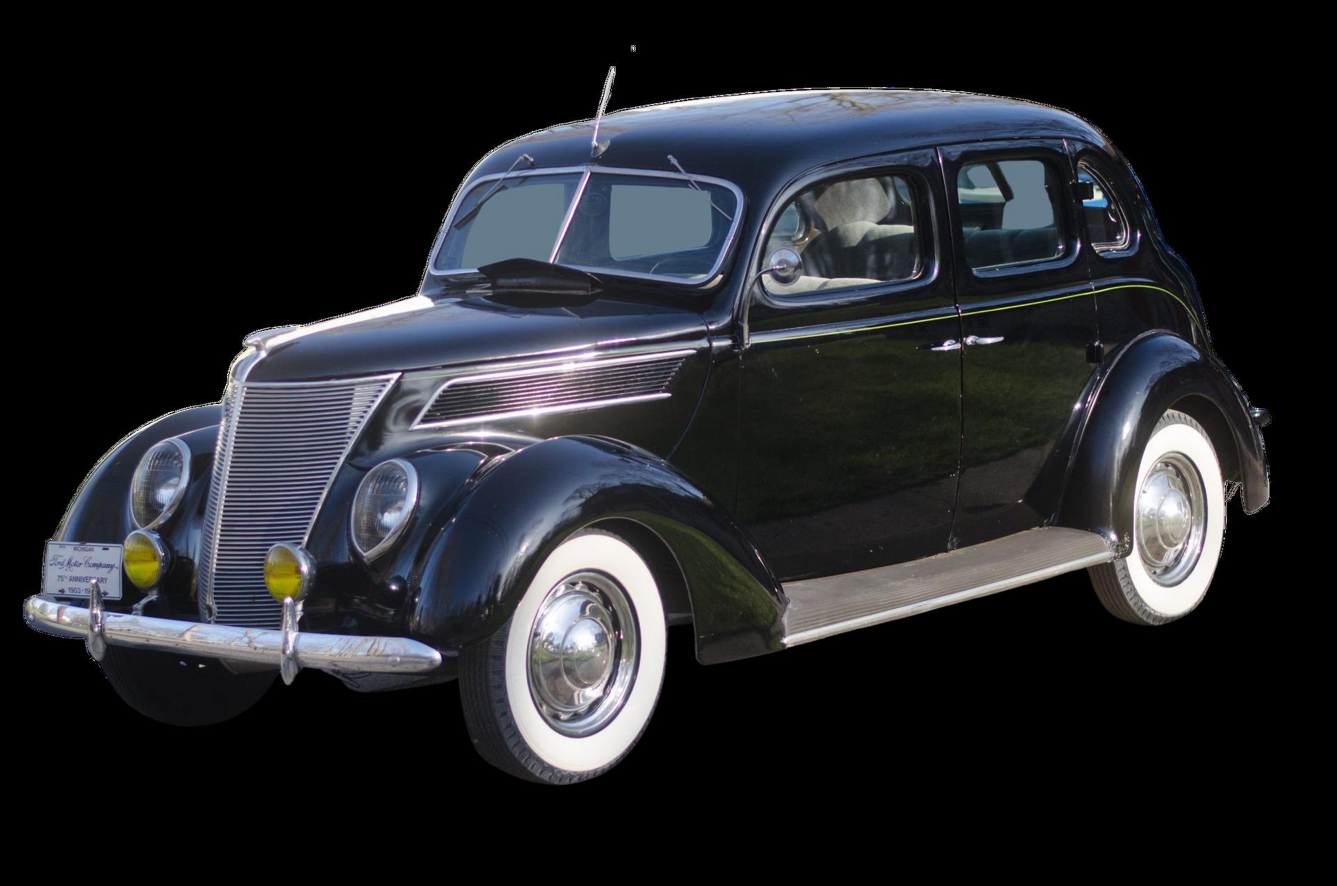 1937 Ford 1937 FORD MODEL 78 DELUXE FORDOR TOURING SEDAN