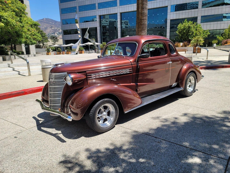 1938 Chevrolet 5-Window Coupe
