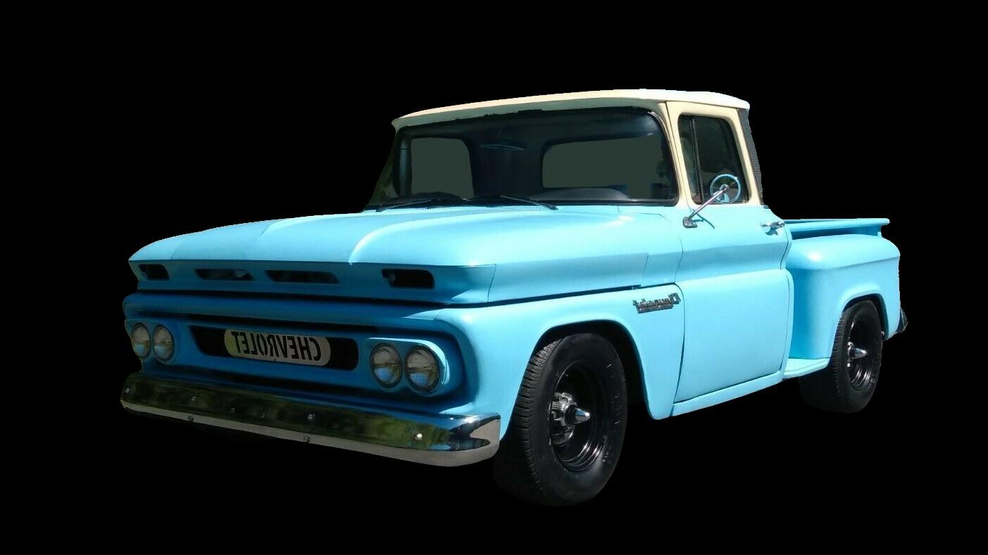1960 Chevrolet C-10 Stepside