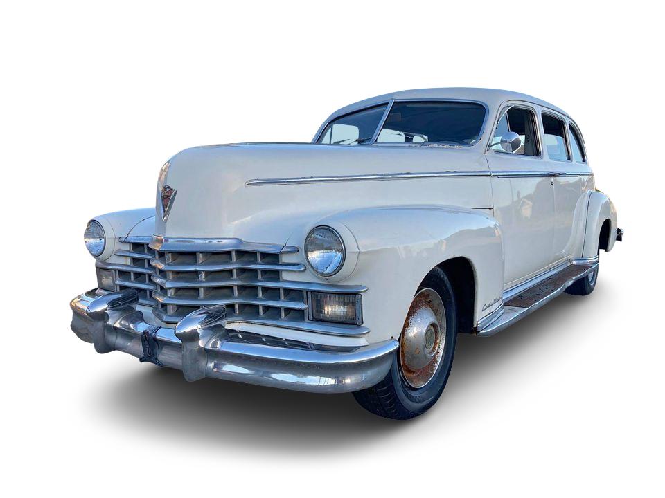 1947 Cadillac Fleetwood Series 75
