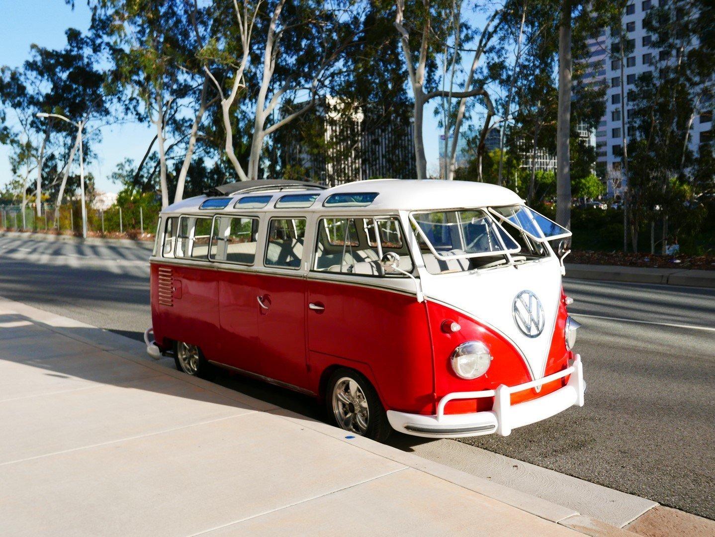 1962 Volkswagen Vanagon
