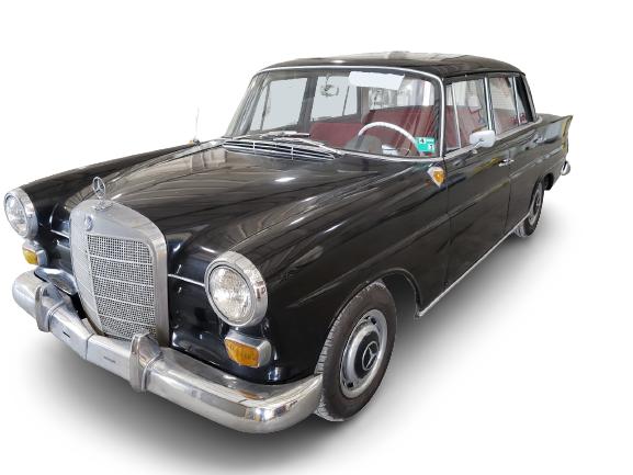 1964 Mercedes-Benz 190 Dc